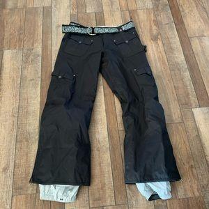 Burton Helsinki Black Women's Snow Pants